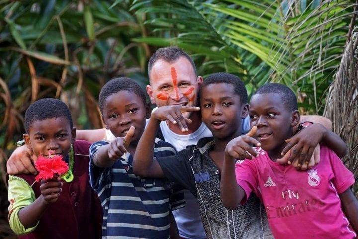 Zanzibar putovanje nova godina egzotika avantura Selo u unutrasnjosti Zanzibara