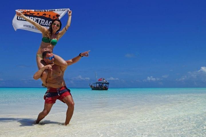 GlobeTracker Avantura - Zanzibar