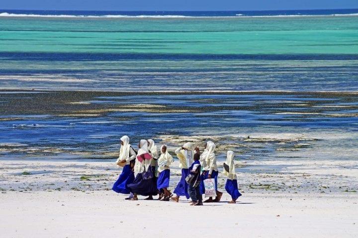 Zanzibar sa decom