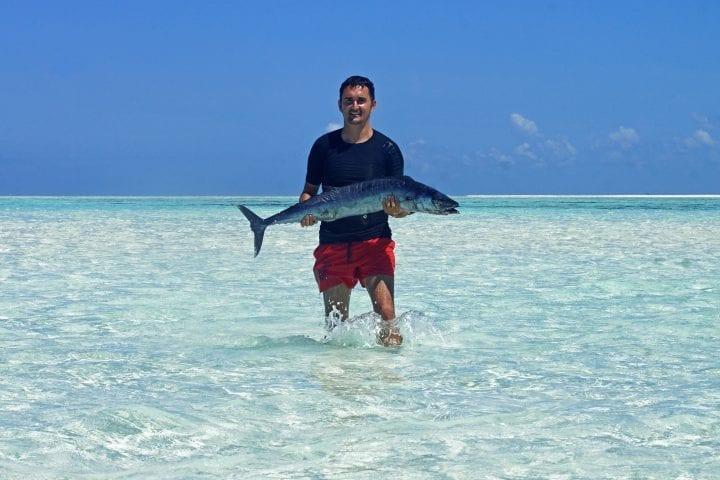 Zanzibar putovanje nova godina egzotika avantura U lovu na velike ribe