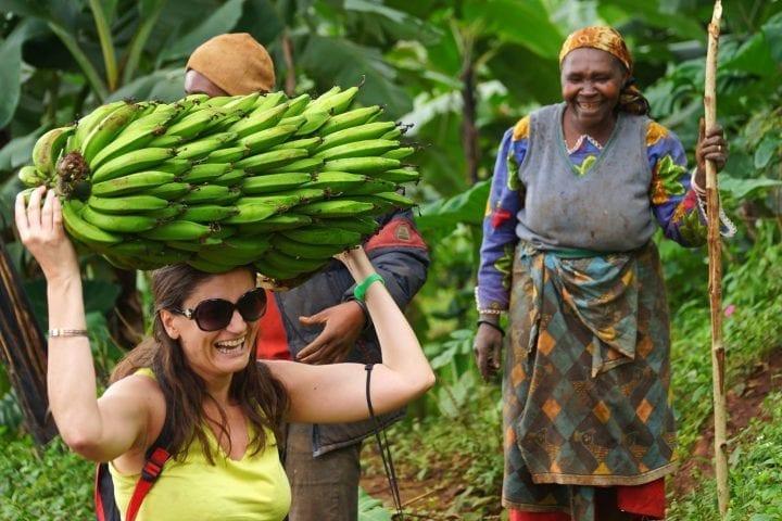 Zanzibar putovanje nova godina egzotika avantura Banane na bunt