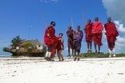 GlobeTracker Avantura - Ekspedicija Afrika - Kenija Tanzanija Zanzibar Skakanje sa Masai ratnicima