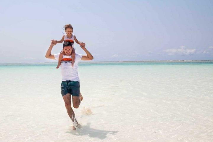 Saveti za vodjenje dece na daleke tropske destinacije - Zanzibar, Tajland, Bali...
