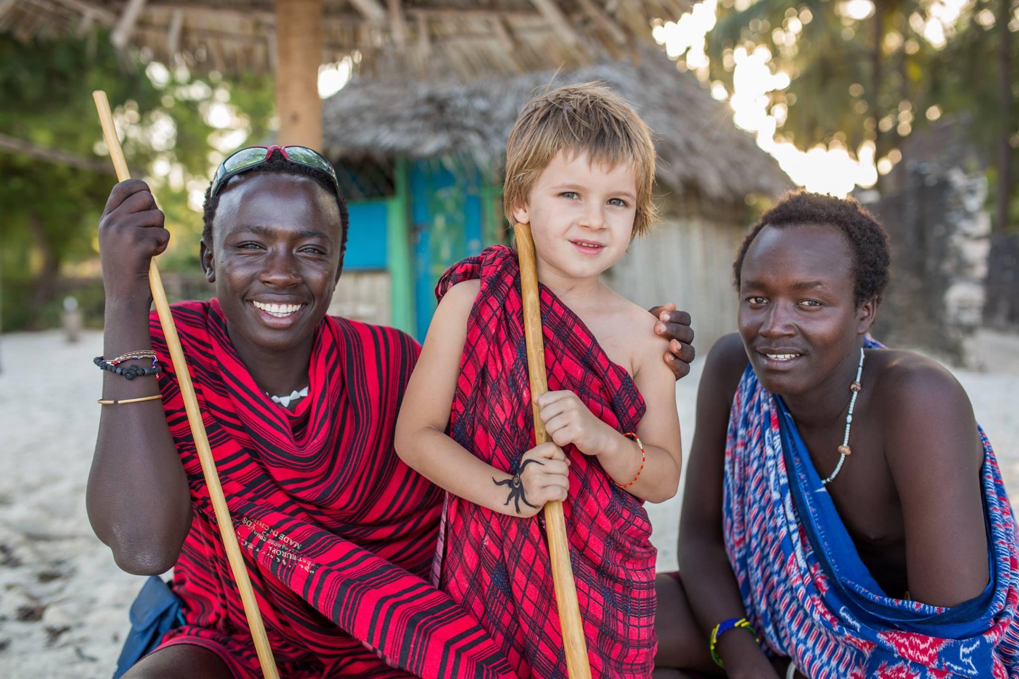 Zanzibar sa decom | Vodjenje dece na Zanzibar | Popust za decu Zanzibar
