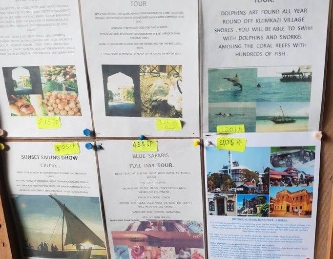 Zanzibar izleti cena 2019 | Izleti na Zanzibaru BEZ doplate