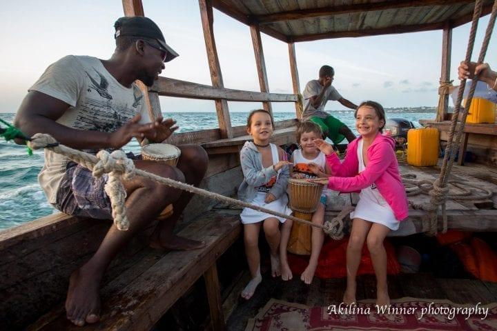 decija putovanja Zanzibar