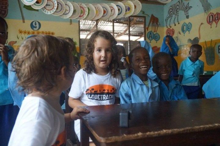 sa decom na odmor na Zanzibar
