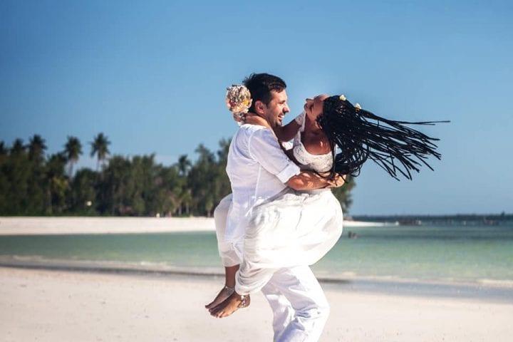 vencanje na plazi
