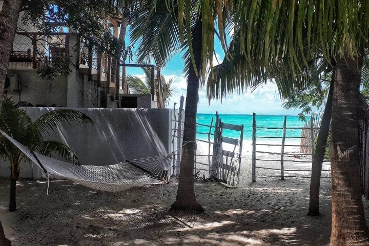Zanzibar house budzet smestaj dvoriste