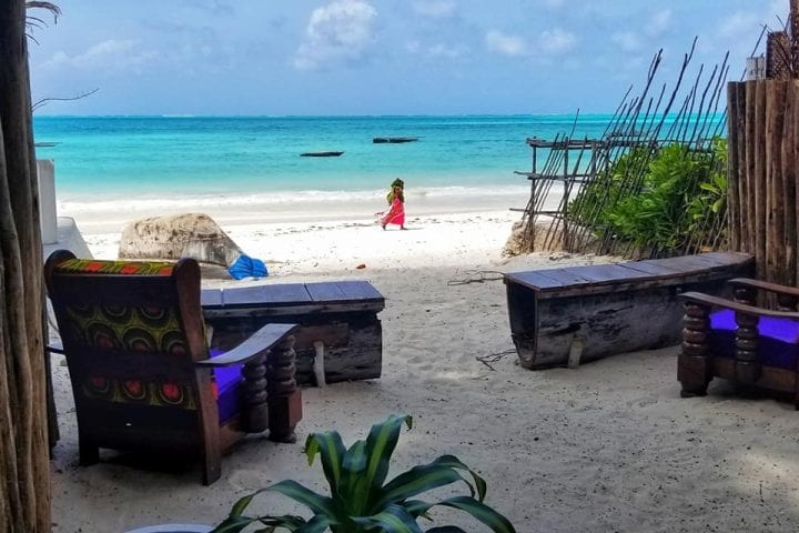 Zanzibar Beach House