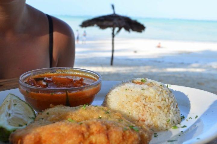 Hrana Zanzibar