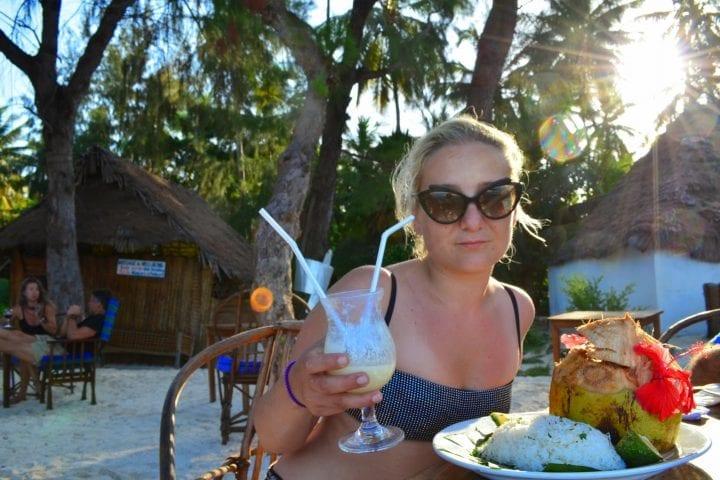 Kokteli na Zanzibaru