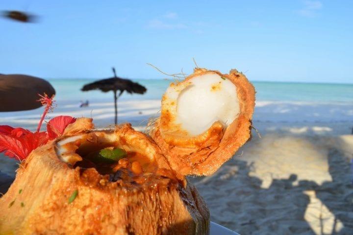 Swahili food Zanzibar