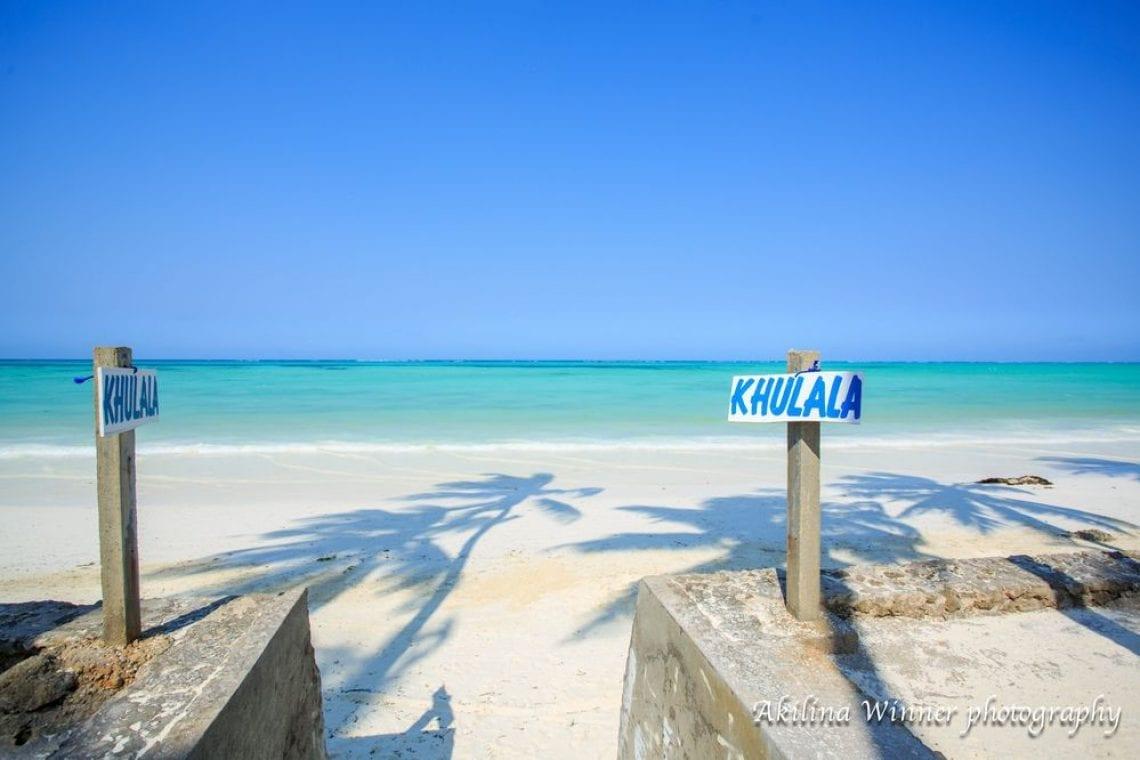 Khulala ocean blue
