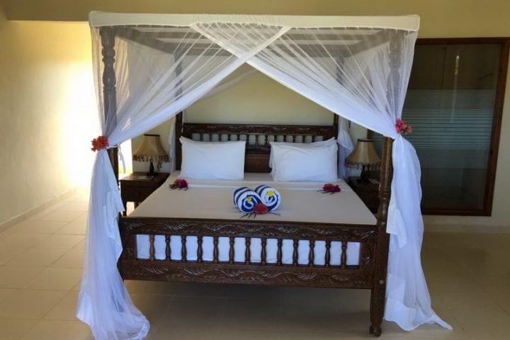 Dvokrevetna soba bracni kreveti