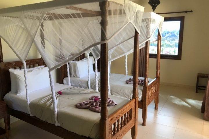 Dvokrevetna soba razvodjeni kreveti