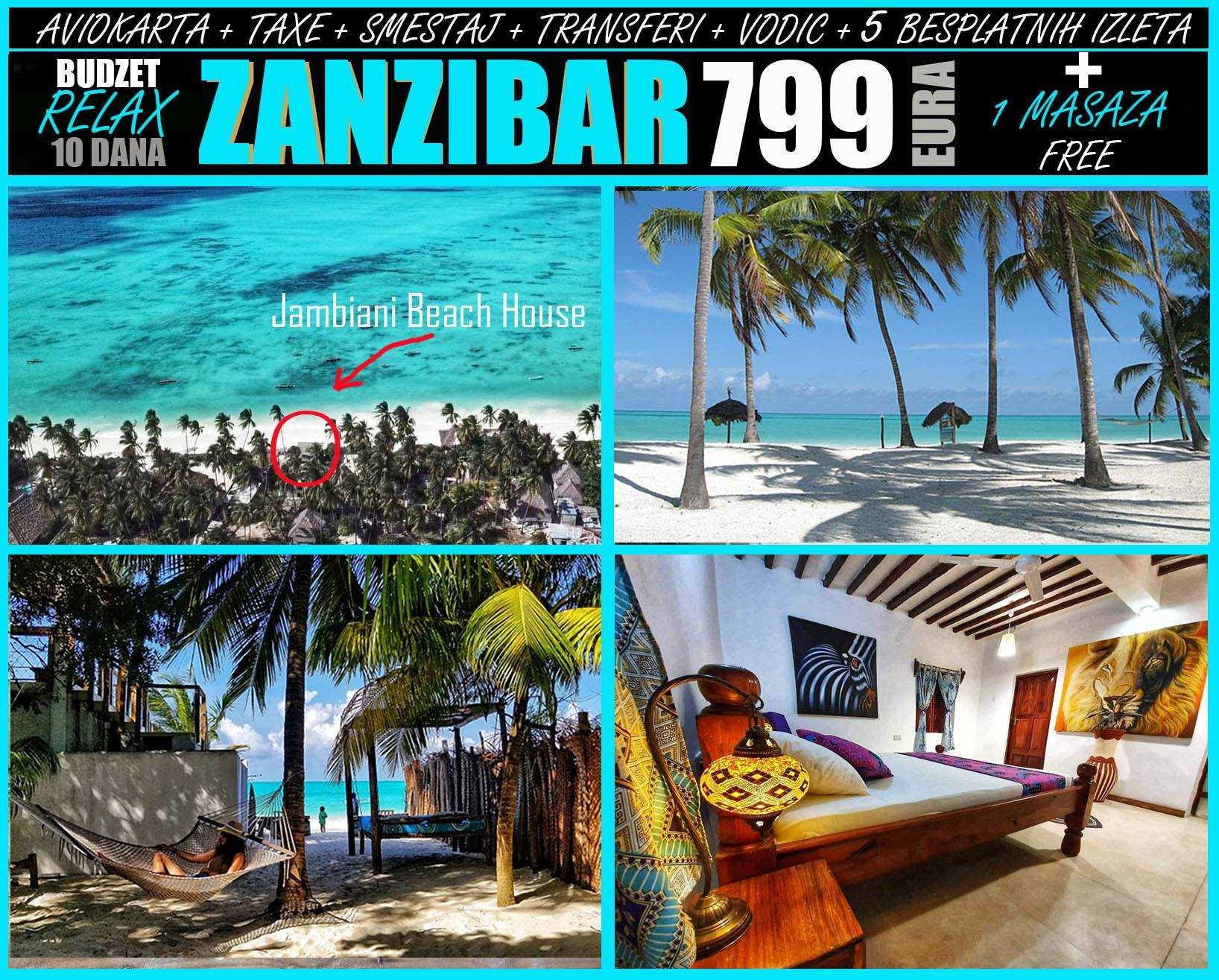 Zanzibar relax